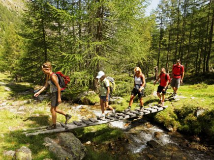 SUMMER WEEK IN SOUTH TYROL