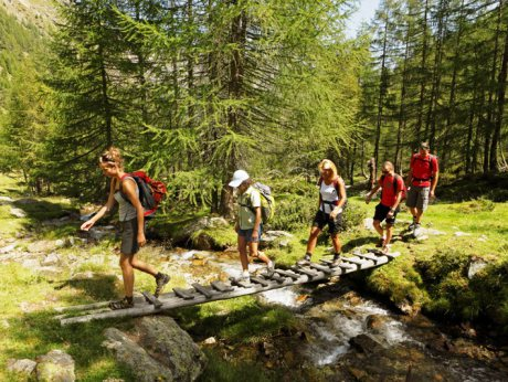 HIKING IN SOUTH TYROL